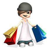 Shopping — Foto de Stock