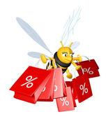 Período de ventas — Foto de Stock
