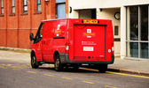 Royal Mail — Stock Photo