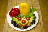 Healthy vegetables — Foto de Stock