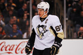 Sidney Crosby Pittsburgh Penguins — Stock Photo