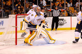 Pekka Rinne Nashville Predators — Stock Photo