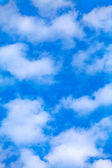 Clouds — Stockfoto