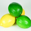 Royalty-Free Stock Photo: Lemons and Limes