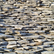Ancient stone tiles — Stock Photo