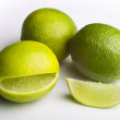 Fruit: Lime — Stock Photo