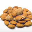 almonds — Stock Photo #8421204
