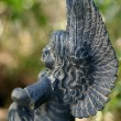 Garden Angel - Stock Photo