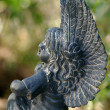 Stock Photo: Garden Angel