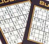Tabulka číslo hry — Stock fotografie