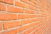 不均一なれんが造りの壁 — ストック写真