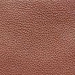 Stock Photo: Brown leather background
