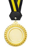 Prázdné medaile — Stock fotografie