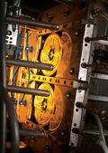 Molding machine — Stock Photo