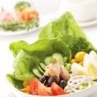 Tuna salad — Stock Photo #8950265