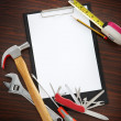 Do it yourself tools — Stock Photo