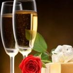 Romantic valentine — Stock Photo #8989070