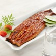 Eel unagi — Stock Photo