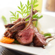 Lamb rack — Stock Photo