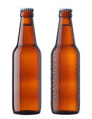 Two beers — Stock Photo