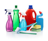 Cleaning agent — Stock Photo
