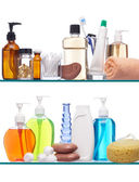 Personal hygiene products — Stock Photo