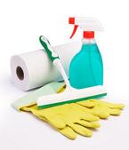 Window cleaning equipment — Stock Photo