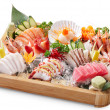 Mixed sashimi — Stock Photo