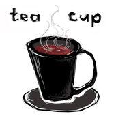 Tee-tasse — Stockfoto