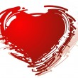 Royalty-Free Stock Vector Image: Stylized heart