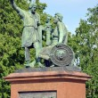 Stock Photo: Monument to Minin and Pozharsky