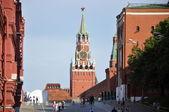 Kızıl meydan, moscow, rusya federasyonu — Stok fotoğraf