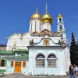 Holy Trinity St. Sergius Lavra — Stock Photo