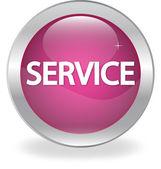 Кнопка «Сервис», значок — Cтоковый вектор