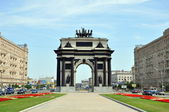 Triumphal arch.Moscow — Stock Photo