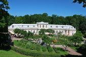 Down park at Peterhof — Stock Photo
