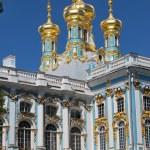 Catherine Palace. Tsarskoe Selo — Stock Photo