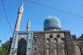 St. Petersburg's cathedral mosque — Foto de Stock