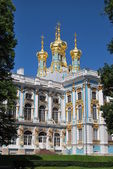 Catherine sarayı. tsarskoe selo — Stok fotoğraf