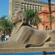 Cairo Museum of Egyptology and Antiquities — Stock Photo