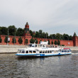 River cruises- Moscow - Stock Photo
