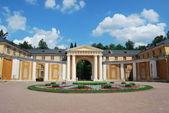 κύρια παλάτι στην περιουσία arkhangelskoye. μόσχα — Φωτογραφία Αρχείου