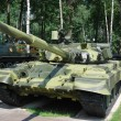 Russian T-72 tank — Stock Photo