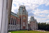 Palace of queen Ekaterina — Stock Photo