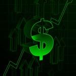3D dollar sign — Stock Vector #9039673