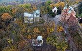 View from Petrin, Prague — Stock Photo