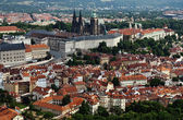 View of the Prague Castle — Stock Photo