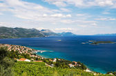 Orebic kroatien — Stockfoto