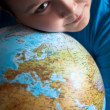 World child - Stock Photo