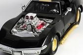 Toy car — Stockfoto